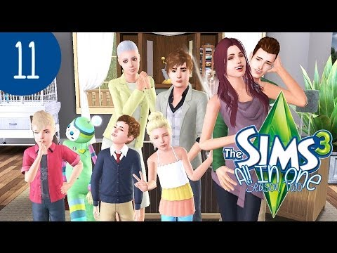 Lets Play: The Sims 3 All In One (Part 11) BYE BYE JANELLE!