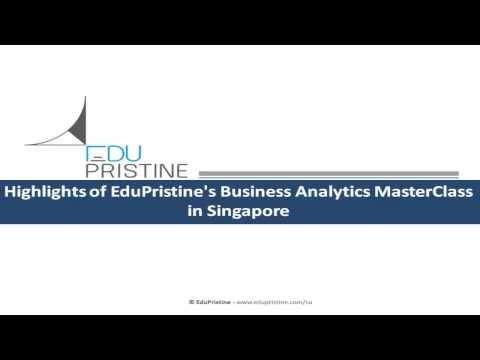 Demystify the Power of Business Analytics in Singapore Market