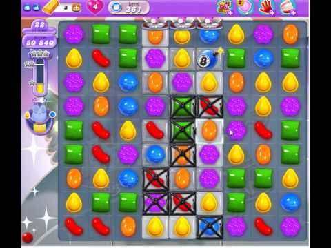 Candy Crush Saga Dreamworld Level 261