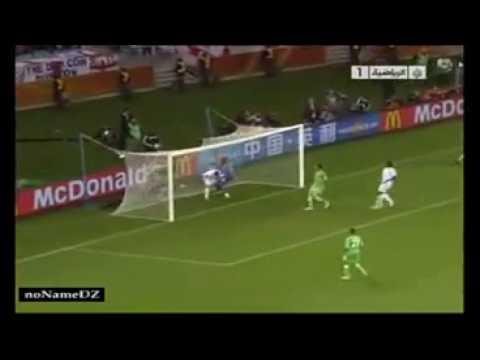 Résumé du match Algerie vs Angleterre .flv