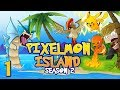 Minecraft Pixelmon Island Season Two! Sky Islands
