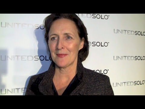 Fiona Shaw at United Solo