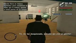 GTA San Andreas : Mision 99 (Última O Final Misión): End