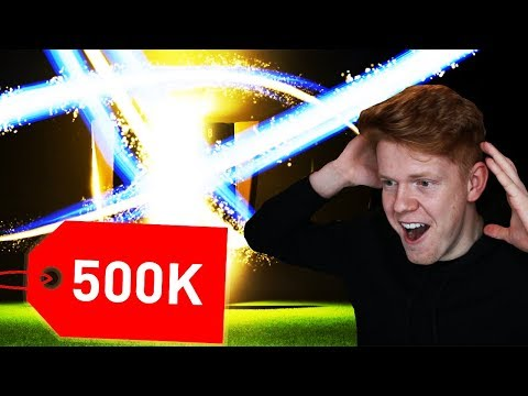 THE ULTIMATE 500,000 COIN TEAM OF THE YEAR PACK!!! - FIFA 18 ULTIMATE TEAM