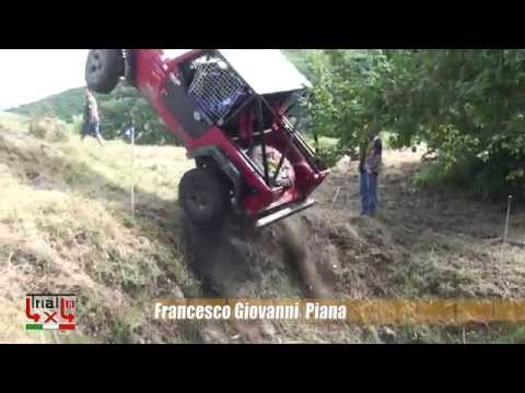 PIANA p4a Original Trial 4x4 Campionato Italiano Villagrande 2014