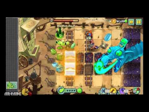 [GameDienThoai.InFo] Game Plants vs Zombies 2 - Hoa quả nổi giận 2 miễn phí