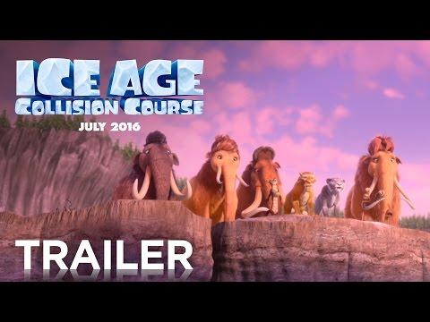 Doba ľadová 5 - Kolízny Kurz  -  trailer na rozprávku