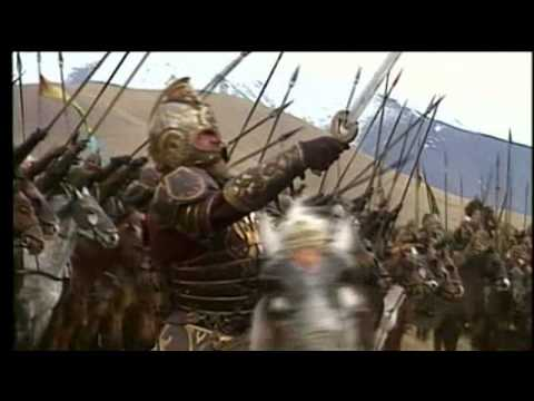 The Real Ride Of The Rohirrim - Making Of Lord Of The Rings