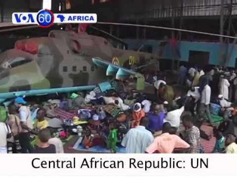 Nigeria: Boko Haram forces attack village in northeast, killing 51 - VOA60 Africa 02-13-2014