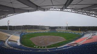 動画:こまちスタジアム改修完了
