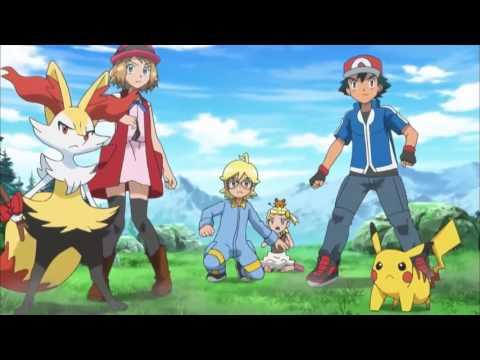Phim Hoạt Hình Pokemon XYZ Tập 10 ( Thuyết Minh )
