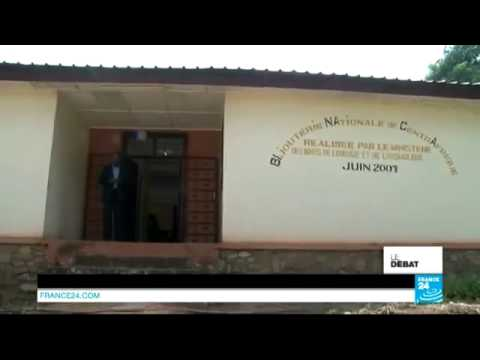 Centrafrique les diamants maudits (Débat France 24)