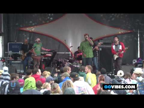 "Bad Rabbits Perform ""Doing it for Love"" at Gathering of the Vibes Music Festival 2012"