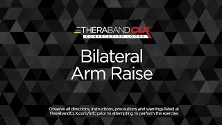 Bilateral Arm Raise