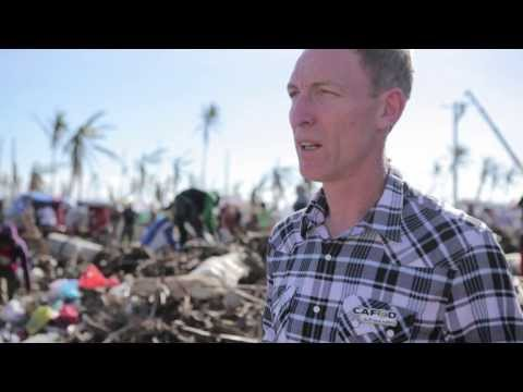 Philippines Typhoon Haiyan Appeal: Jim Murphy, MP visit with CAFOD