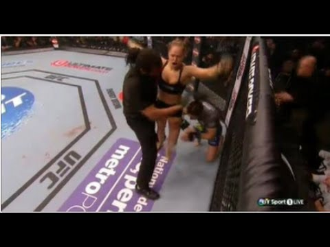 UFC 170: Ronda Rousey Vs. Sara McMann Full Fight Analysis/Review Plus Network Talk