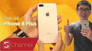Tân Một Cú đánh giá iPhone 8 Plus sau một tháng sử dụng tại Úc!