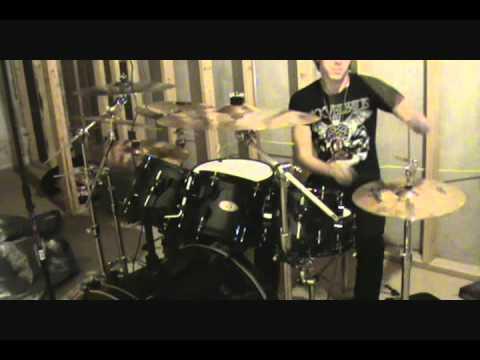Rebel Love Song Drum Cover Black Veil Brides