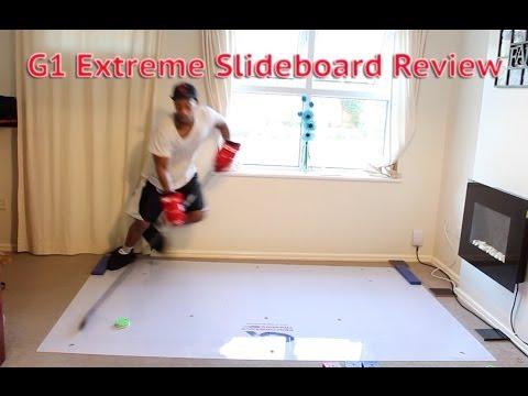 Hockey Slide Board Homemade Images