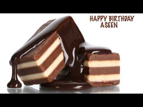 Aseen   Chocolate
