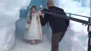 Making Of Let It Go Frozen By Alex Boyé (Africanized) Ft