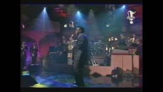 Let's Stay Together Al Green David Letterman