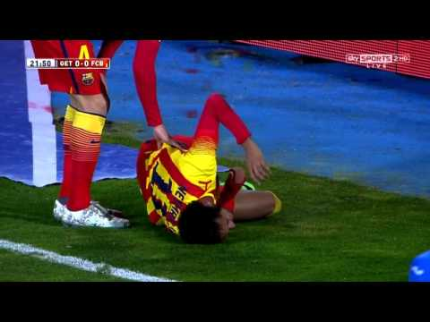 Neymar vs Getafe 13-14 (Away) HD By Geo7prou