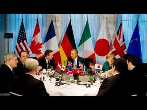 Ukraine Crisis | G7 Imposes Sanctions on Russia