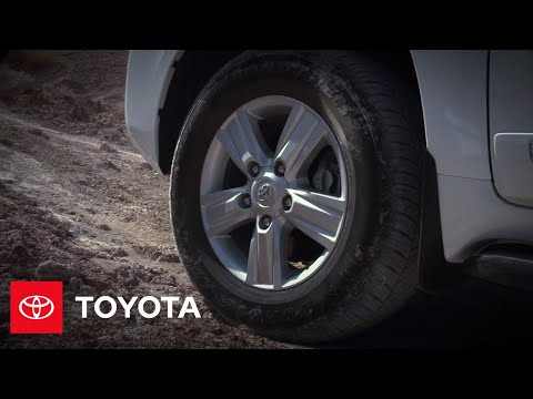 2013 Land Cruiser: Multi-terrain Select