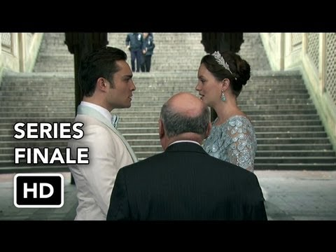 "Gossip Girl 6x10 Promo ""New York, I Love You XOXO"" (HD) Series Finale, GOSSIP GIRL IDENTITY REVEALED IN SERIES FINALE -- The Series Finale begins with the stars and executive producers bidding farewell to the Upper East Side in ..."