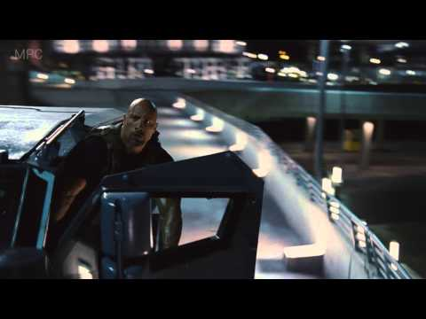 MPC Fast & Furious 6 VFX breakdowns