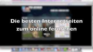 KOSTENLOS Deutsche TV Sender Im Internet Gucken [Update