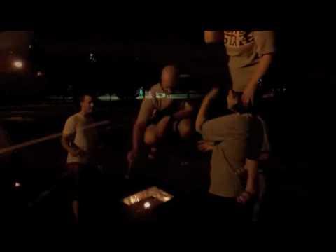 Feebs eats fire.m4v