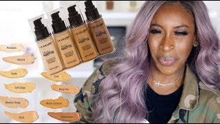 The POPPIN $6 Foundation - With a Catch?! | Jackie Aina