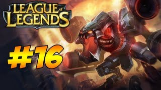 League Of Legends Gameplay Cho Gath Guide (Cho'gath