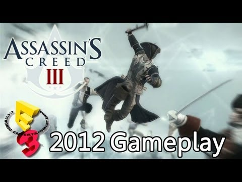Assassin's Creed III - 'E3 2012 Sea Battle Gameplay' TRUE-HD QUALITY,  Remember to select 720p HD Ubisoft announced that Assassin's Creed 3 will include naval battles. Debuted at Sony's conference at E3, the feature enables...