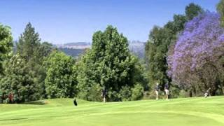 Golf in Joburg
