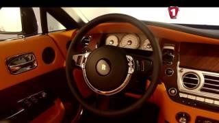 Тест-драйв Rolls Royce DOWN