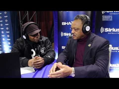 Jesse Jackson Speaks on Hip Hop Affecting our Culture and his Candid Thoughts on the