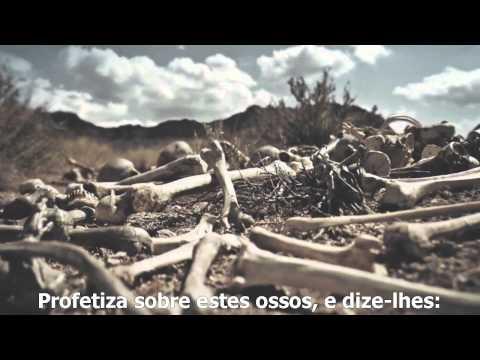 Ezequiel 37 - A visão do vale de ossos secos (legendado)