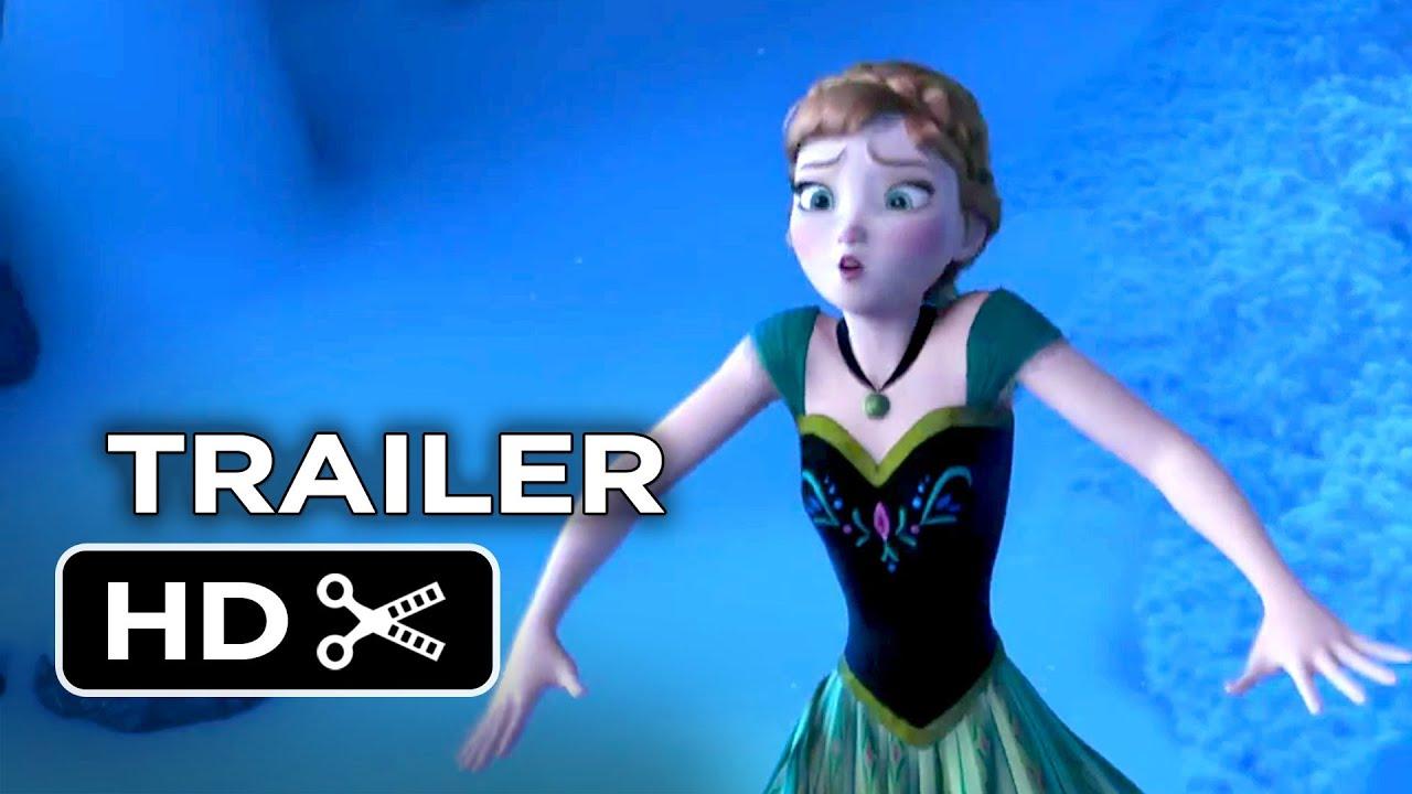 Disney Frozen Movie 2013