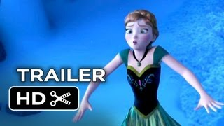 Frozen Official Trailer #1 (2013) Disney Animated Movie