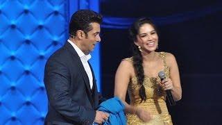 Salman Khan Praises Sunny Leone For Hardwork