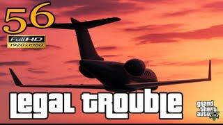 GTA V Legal Trouble Let's Play Walkthrough Part 56 EP 56 HD