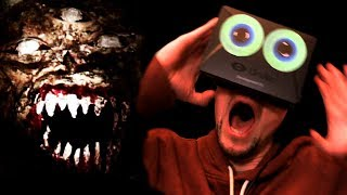Affected: The Asylum | BIGGEST JUMPSCARE EVER!! | Oculus Rift Horror Game