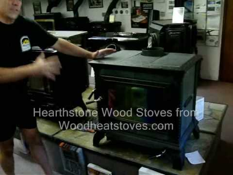 HearthStone Wood Stoves, Full Line Overview - YouTube