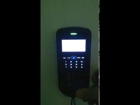 Controllo accesso VP30 azienda in Bologna controllo varco porta interna