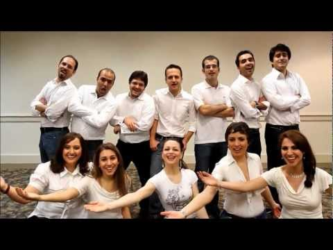 A Tribute to Iranian Pop Musicians by Iranian Students of University of Maryland