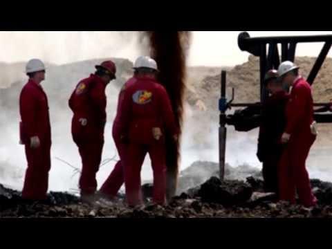 BLOW OUT  - Perigo na Perfuração de Poço Petrolífero