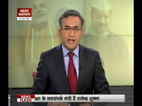 Question hour - PM Manmohan Singh's remarks against Narendra Modi --Part 1